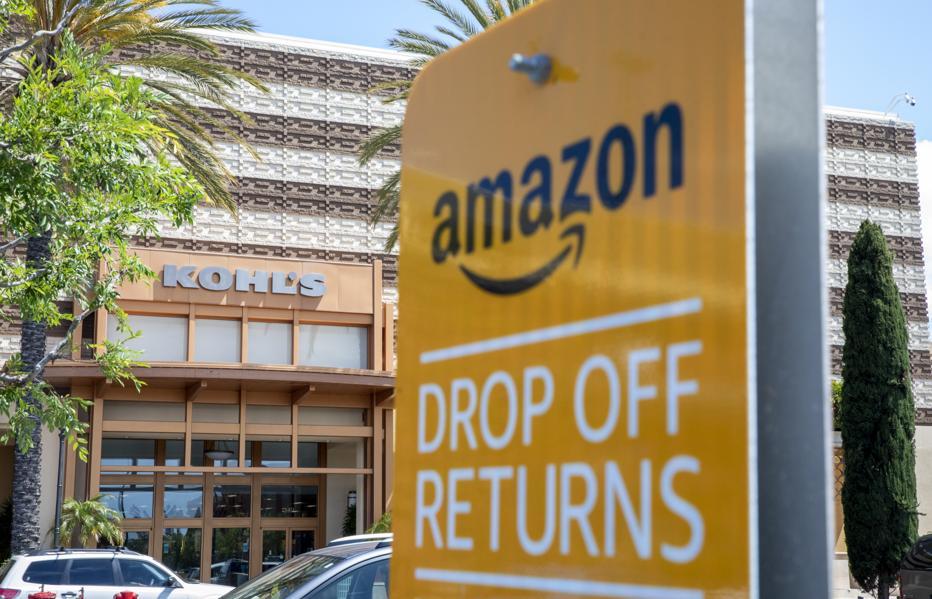 Amazon Turns Shopping Malls Into Warehouses, Changing America's Community Landscape