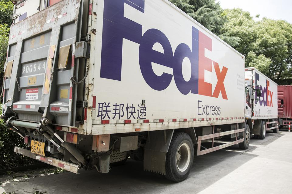 FedEx Sues U.S. Government After Blacklist Confusion Puts China Business At Risk