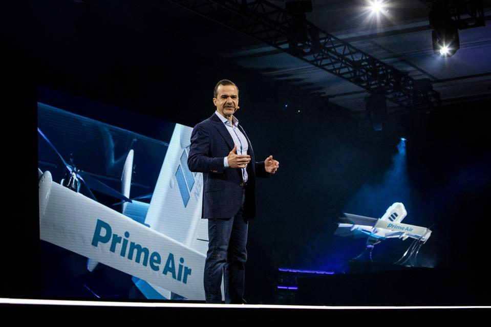 Amazon's Drone Delivery: What's Old, What's New, and When?