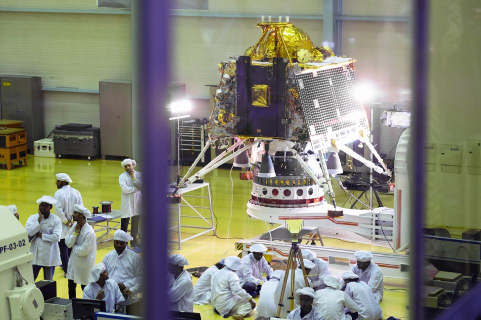 Chandrayaan 2: India's Moon Mission - A Failure or Not