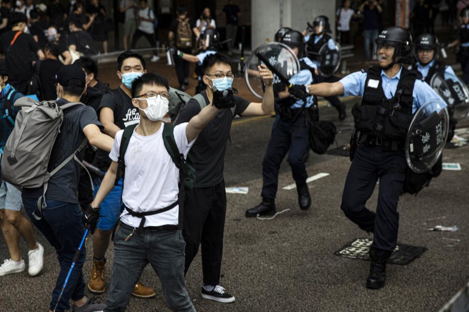 Telegram Hack Blamed On China Coincides With Hong Kong Protests