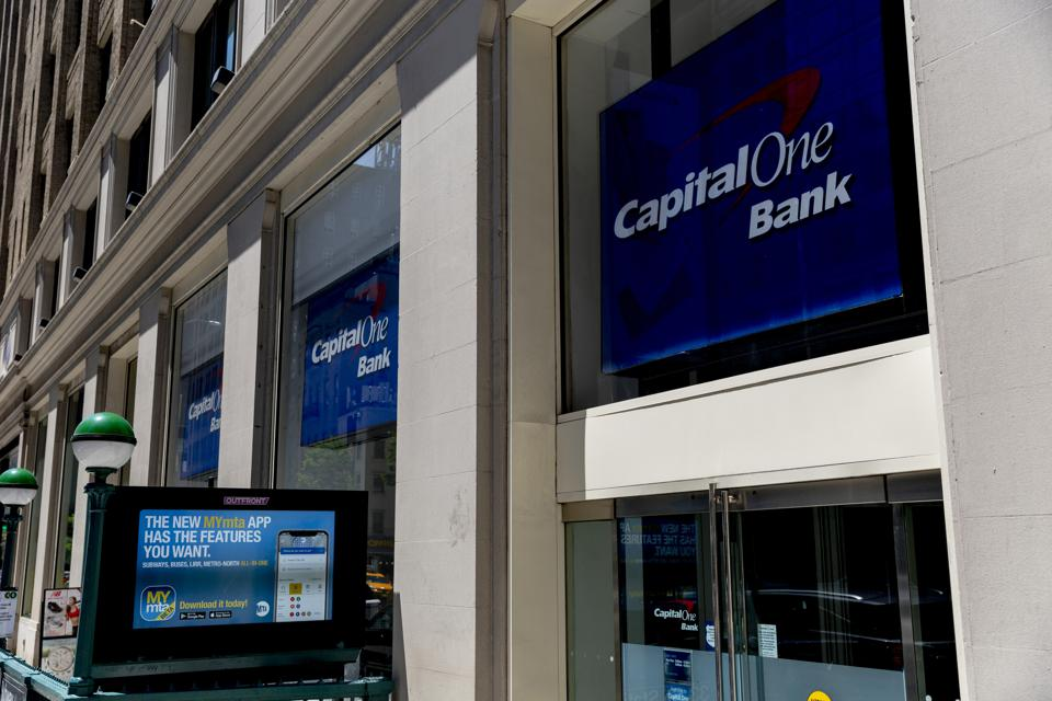 How Could The Recent Data Breach Affect Capital One's Stock?