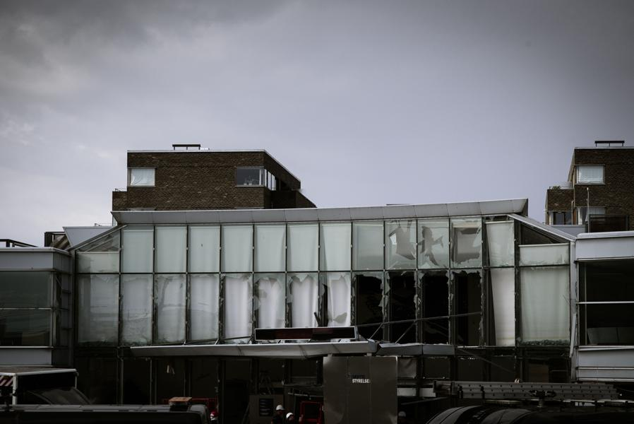 Copenhagen Hit By Two Bombs In Four Days