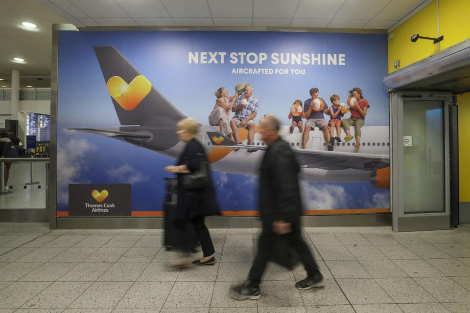 Thomas Cook Collapse Leaves 150,000 Holidaymakers Stranded Abroad