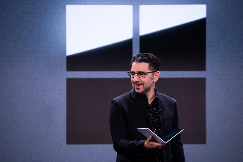 Microsoft Confirms Radical Approach To New Surface Devices