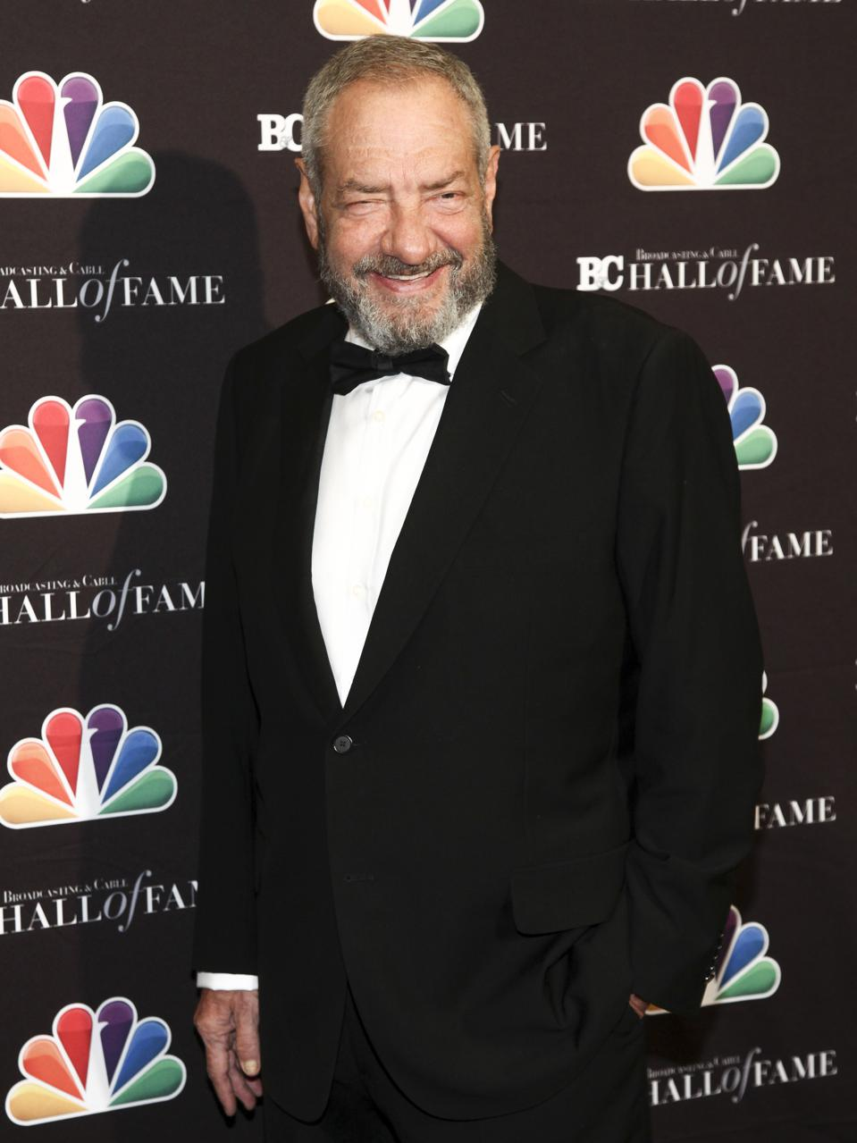 From 'Law & Order' to 'FBI,' Dick Wolf Talks Decades Of Producing TV Drama