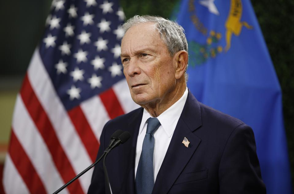 How Will Industry Respond To Michael Bloomberg's New Assault On Natural Gas?