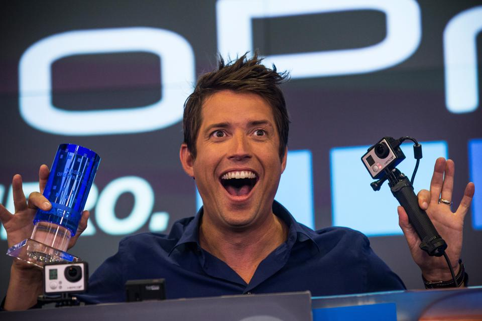 Purchased gopro stock during their ipo innital price