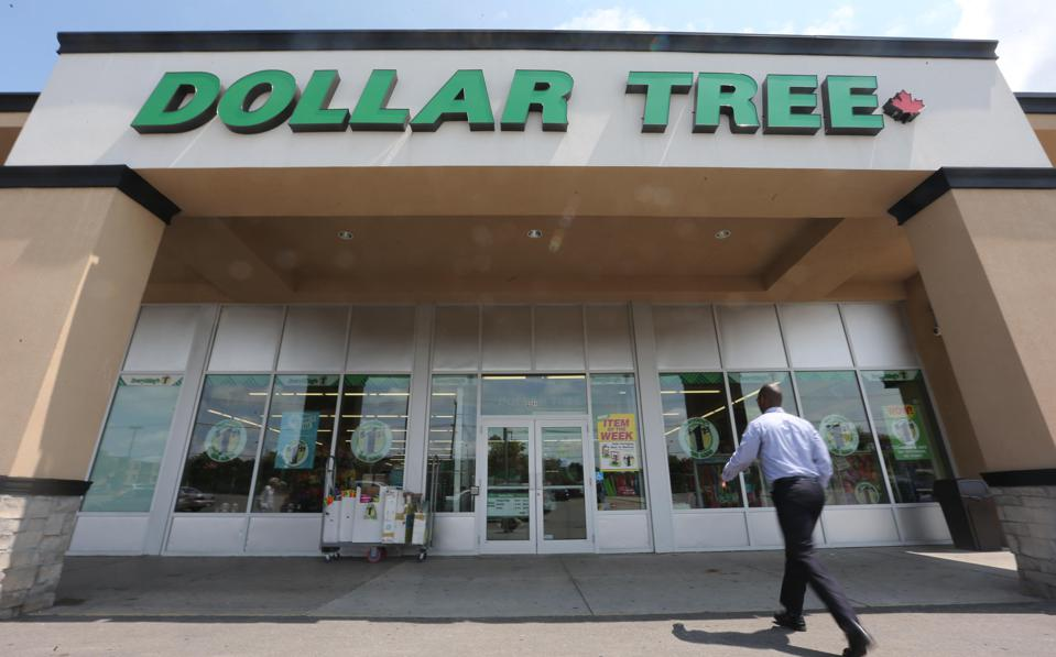 Dollar Stores Vs. Apple Stores: A Retail Nation Divided