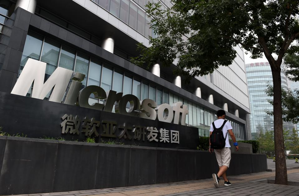 Is Microsoft AI Helping To Deliver China's 'Shameful' Xinjiang Surveillance State?