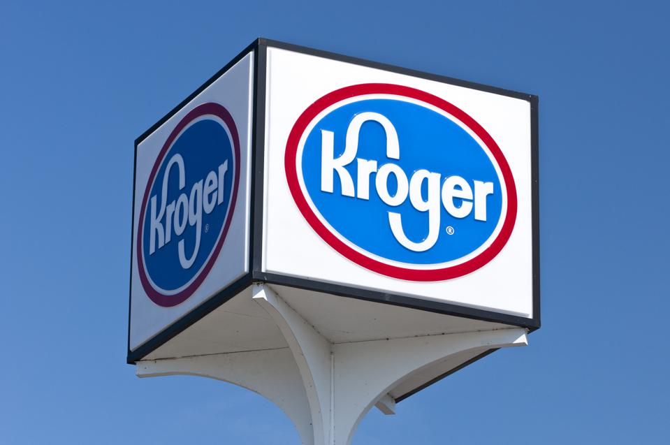 Retailers Should Pay Extra Special Attention To Kroger's Shelf Labeling Plans With Microsoft