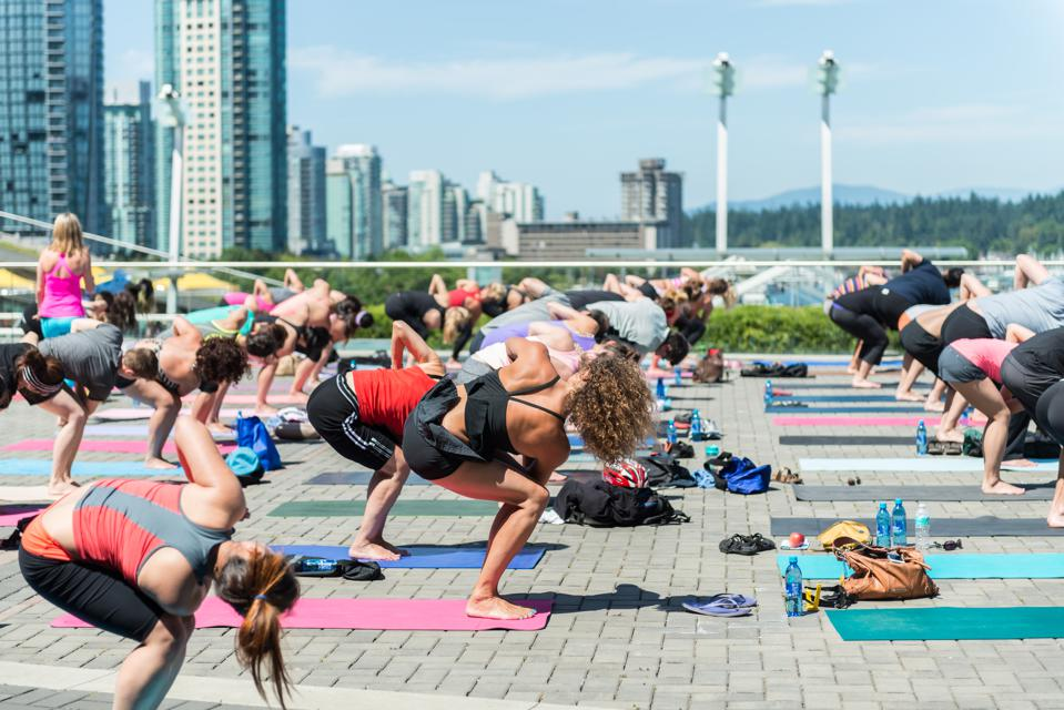 Lululemon Customers Want Spiritual Enrichment -- And To Look Good