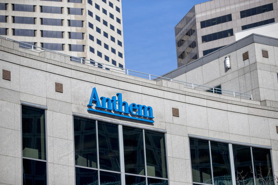 Anthem Signals Intent To Compete With Optum In Buying ...