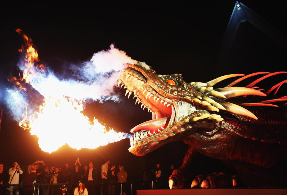 5 Personal Branding Lessons From the Dragonfire of Game of Thrones