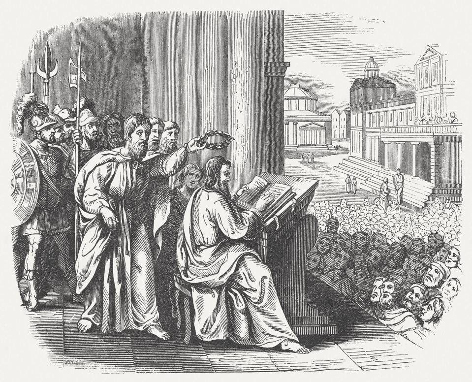 Herodotus Is A Big, Fat Liar ... And Better Than Any Historian You Have Ever Read