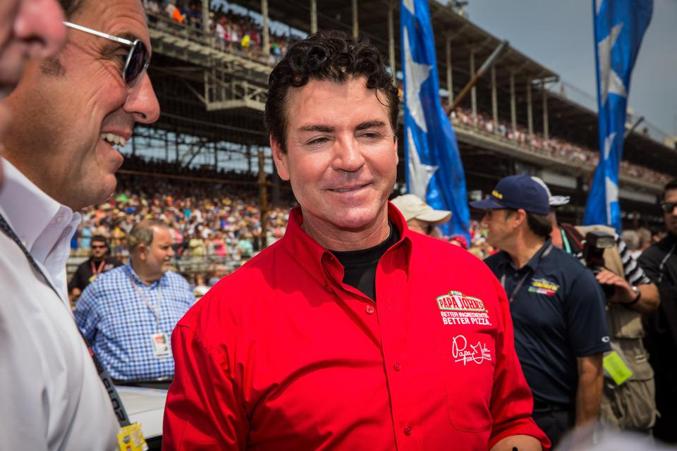 Papa John's founder resigns as chairman over N-word use