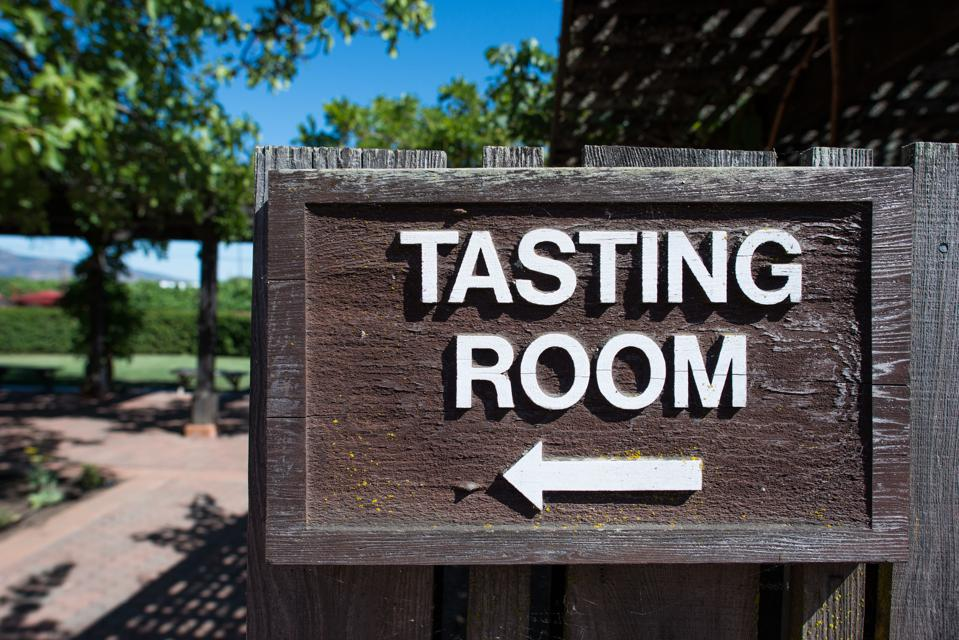 A Wine Sales Trainer Pits Her Views Against Digital Marketing