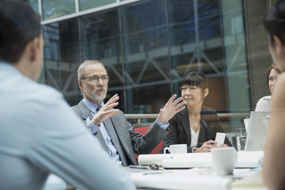 As Baby Boomers Near Retirement, Companies Risk A Leadership Shortage