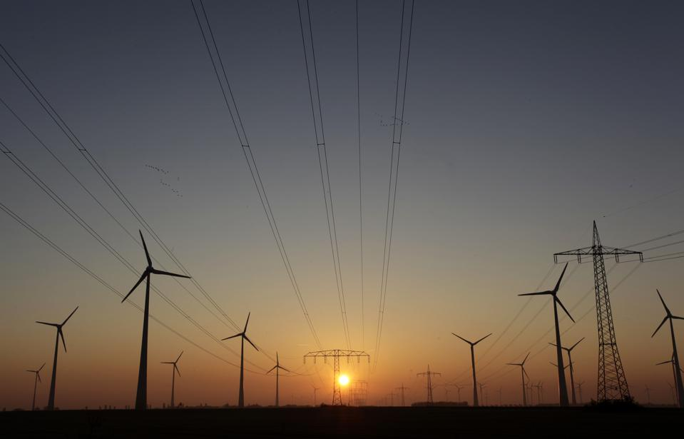 Half The World's Electricity Will Come From Wind, Solar And Batteries By 2050