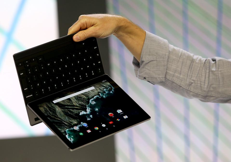 Google's Hardware Chief Calls It Quits On Android And ChromeOS Tablets