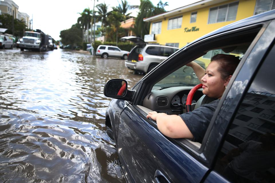 When The Seas Flood the Coasts, Expect The Biggest Gentrification Wave Ever