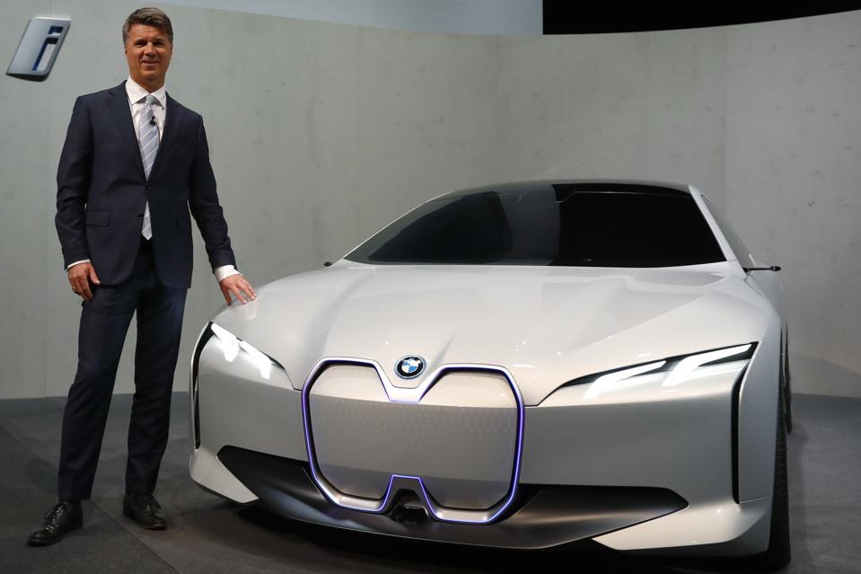 BMW Gives The Electric Vehicle Market A Charge