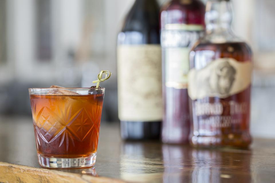 How An Indiana Distillery Revolutionized Kentucky Bourbon