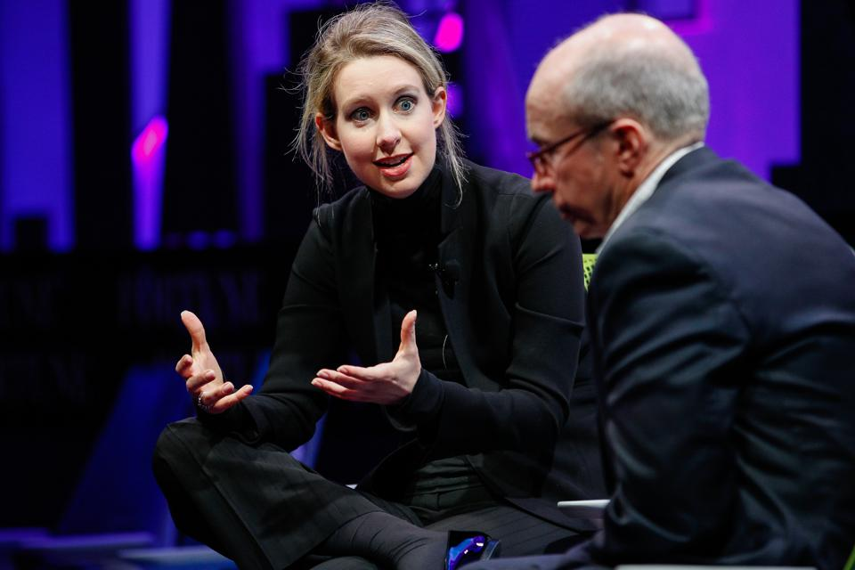 4 Startling Insights Into Elizabeth Holmes From Psychiatrist Who's Known Her Since Childhood