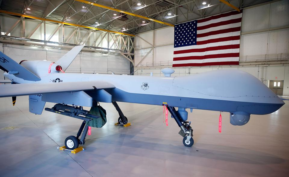 A Hacker Sold U.S. Military Drone Documents On The Dark Web For Just $200