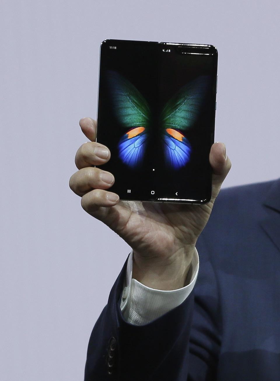 Samsung's Galaxy Fold 2 Could Be Released This Year