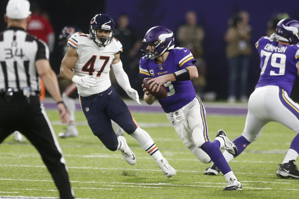 Cousins Must Write a New Script if Vikings are Going to Succeed in 2019