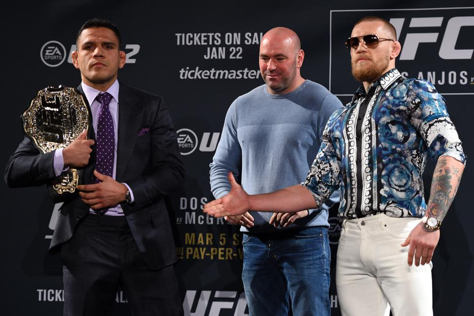 Rafael Dos Anjos: Conor McGregor Would Have Had A Different Career Had We Fought