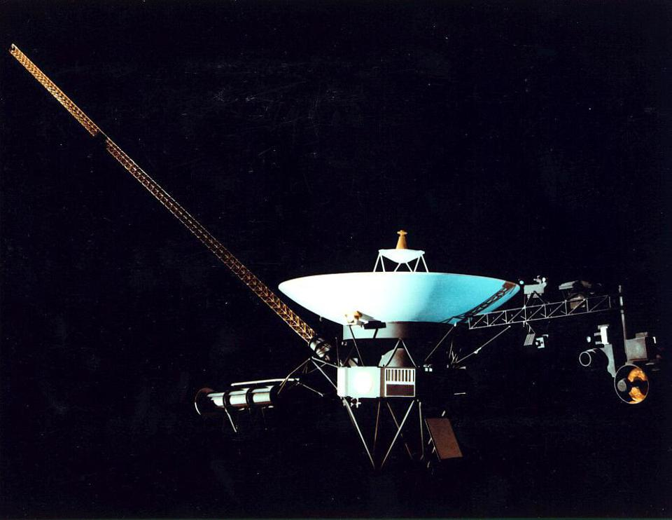 How Fast Is Voyager 1 Traveling Right Now?