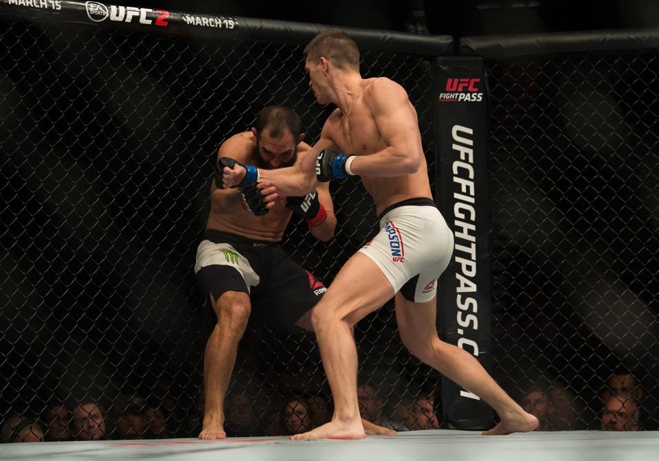 UFC Nashville Full Fight Video: Watch Stephen Thompson TKO Johny Hendricks