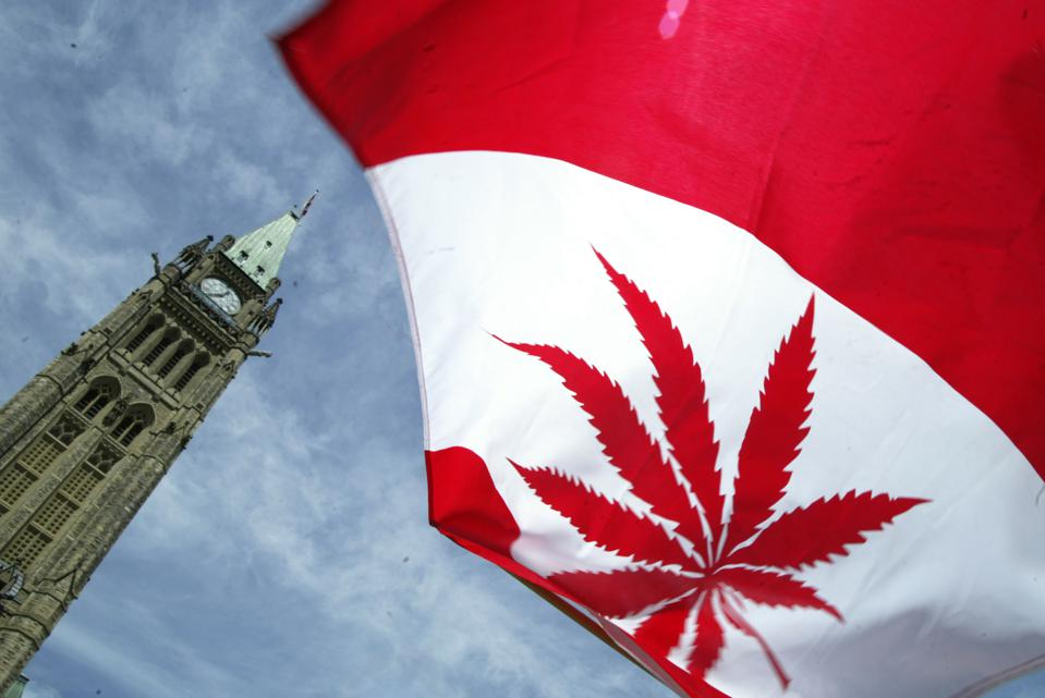Marijuana Is Now Legal In Canada -- Here's Why The U.S. Will Not Be Far Behind