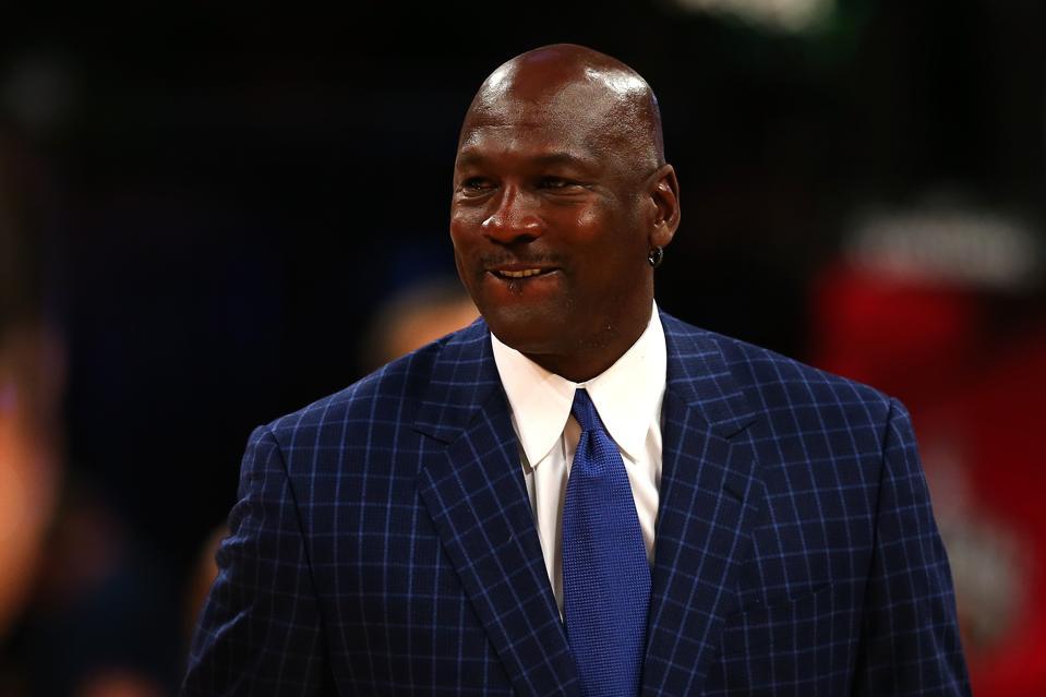 Michael Jordan's Net Worth Jumps $350 Million To $1.65 Billion