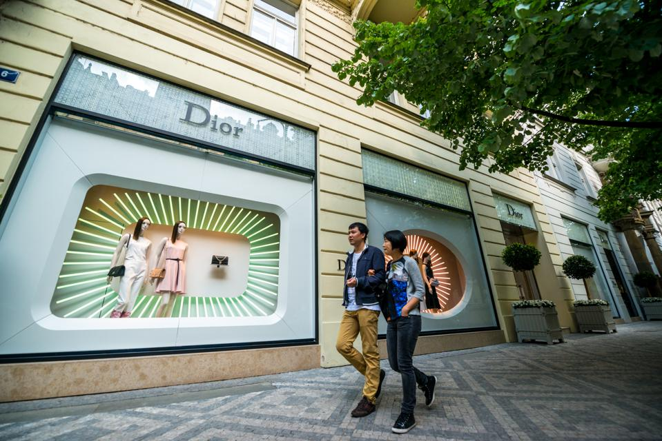 The World's Largest Apparel Companies 2019: Dior Remains On Top, Lululemon And Foot Locker Gain Ground