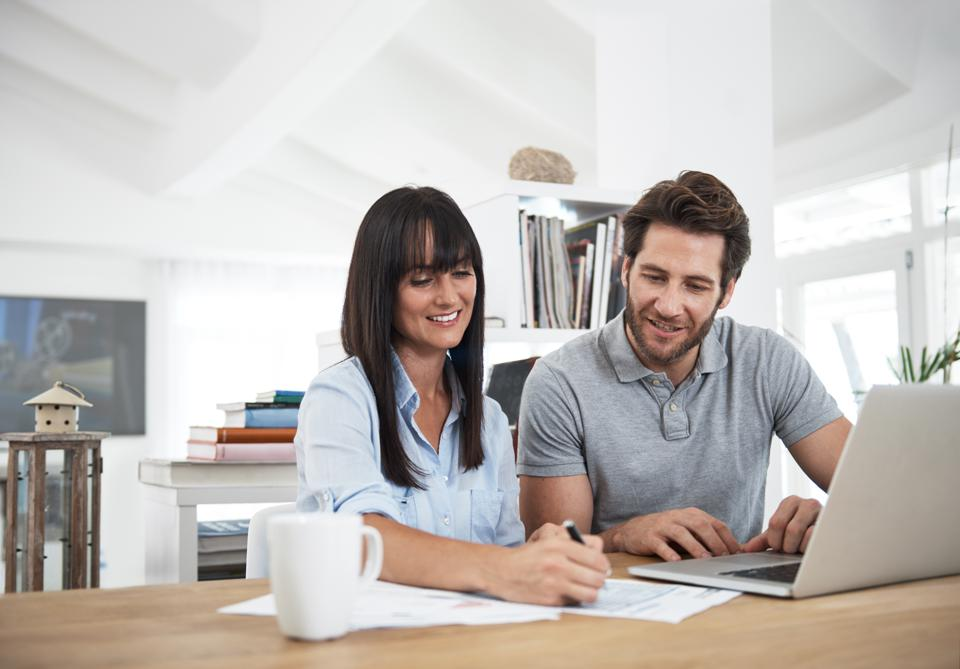 Four Basic Financial Decisions Every New Family Should Make