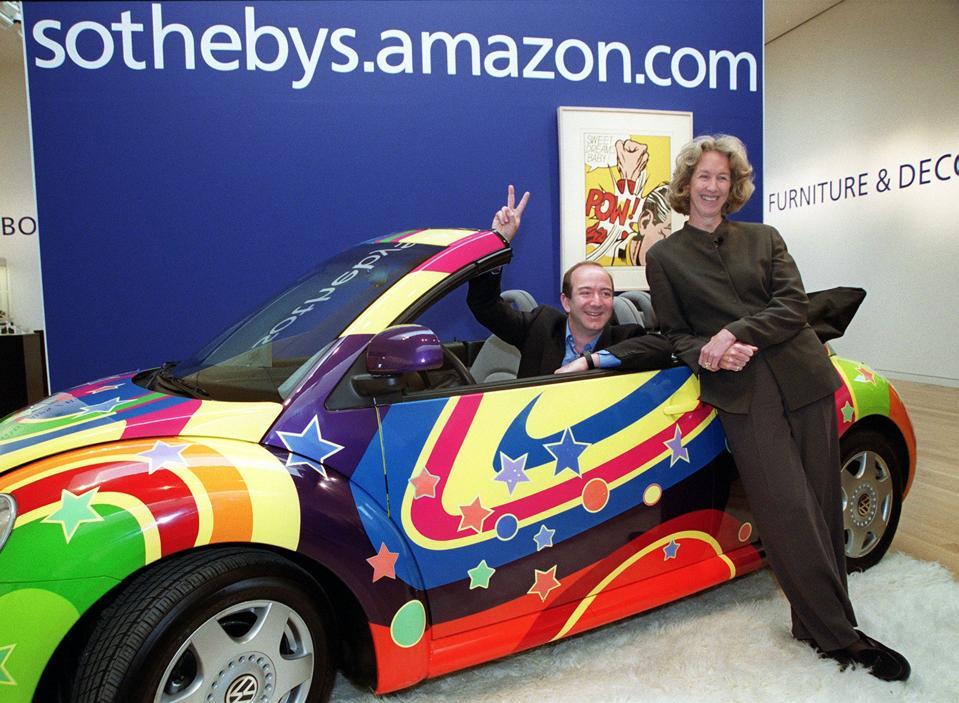 How Jeff Bezos Hires Great People