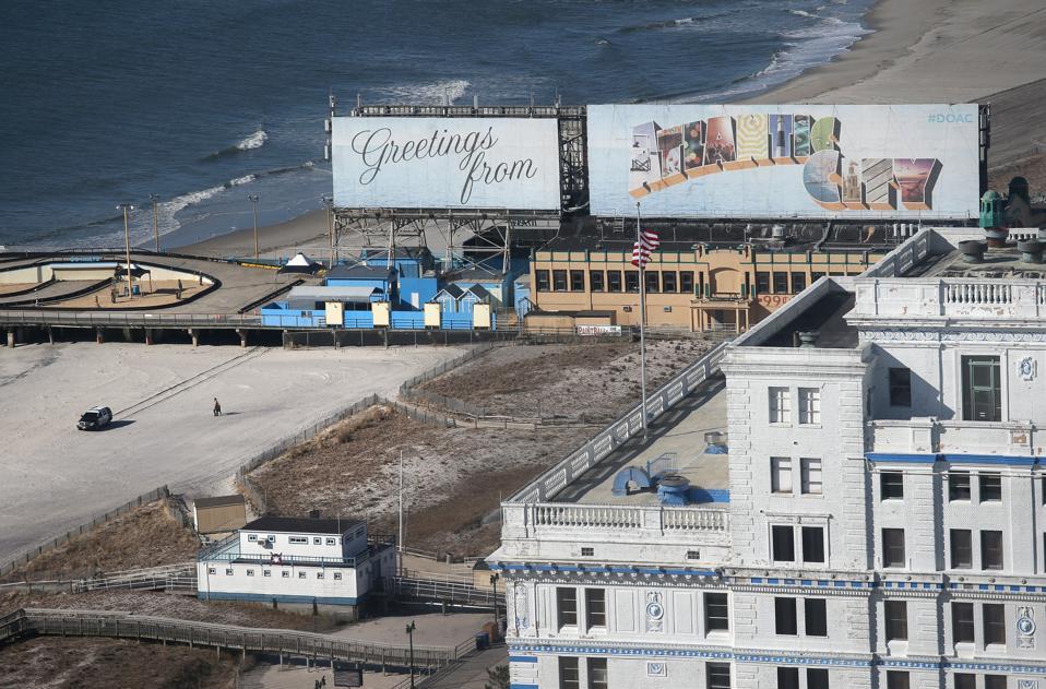 Greetings from Atlantic City