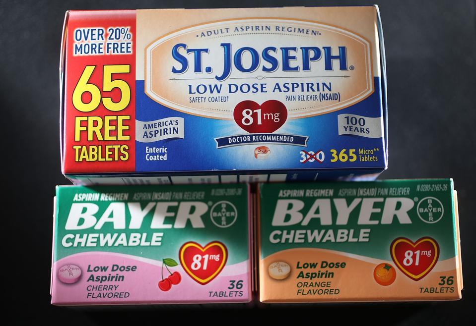 An Aspirin A Day? Not So Fast