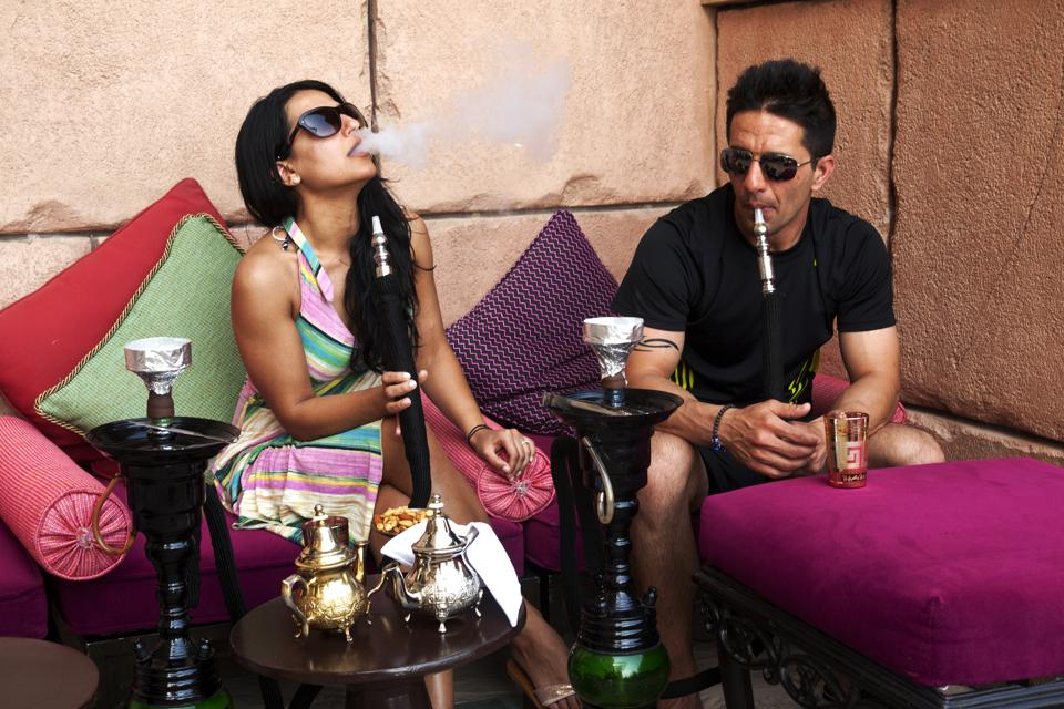 How The Gulf's Appetite For Shisha Is Fuelling One Of The Deadliest Terrorist Groups In The World