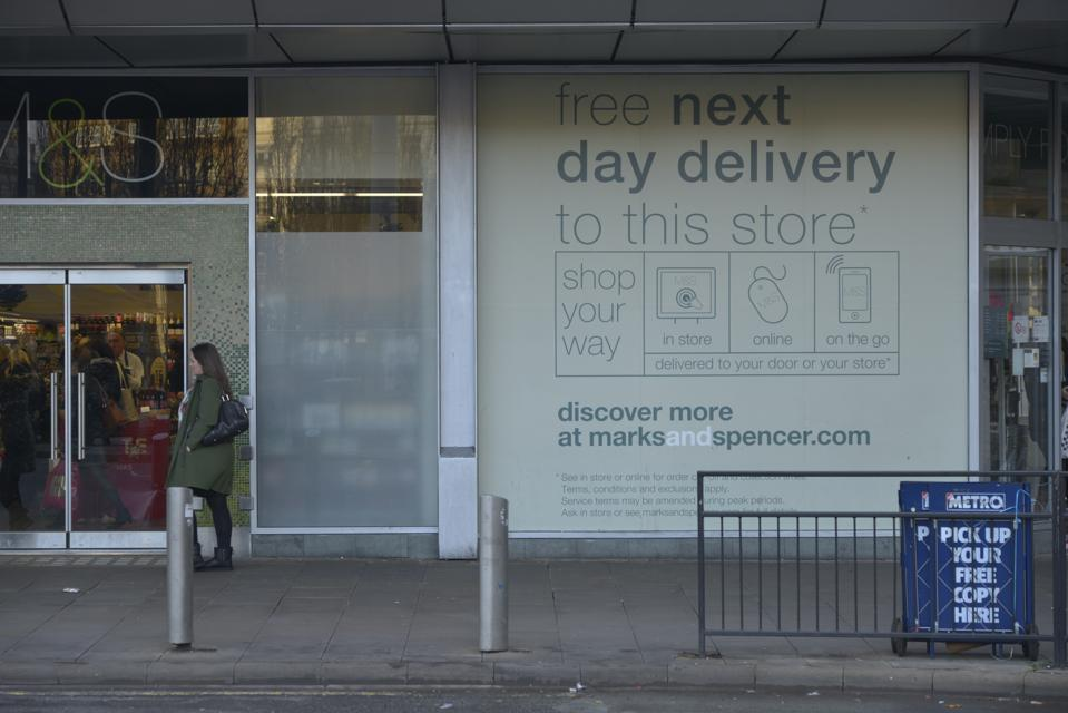 U.K. Shoppers Leave Behind £276 Million In Click & Collect Orders