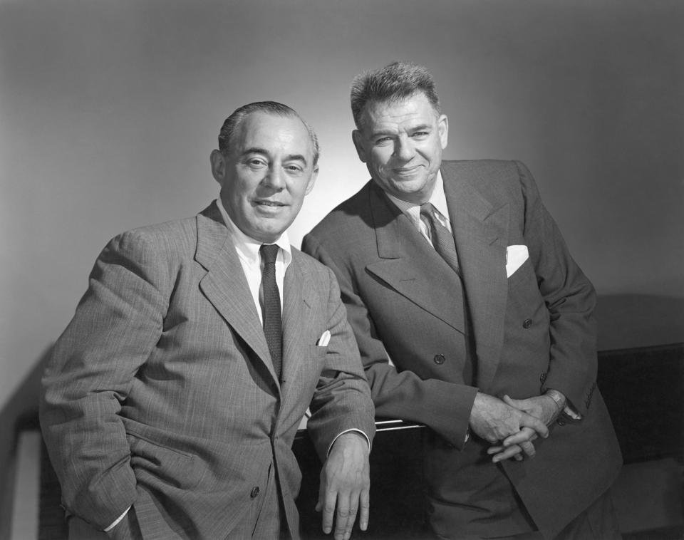 Rodgers and Hammerstein Top the Pop Charts