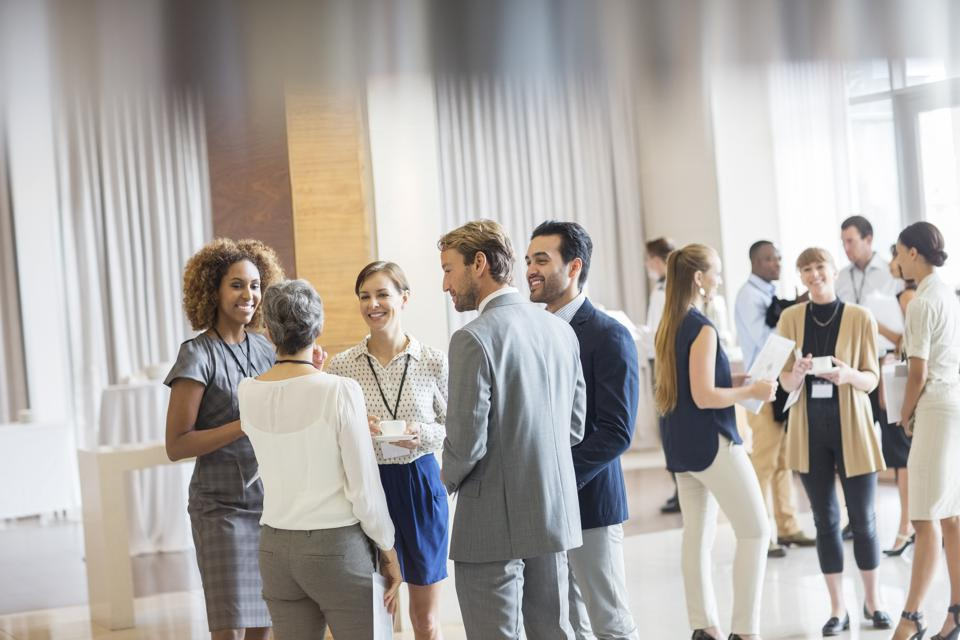 How To Really Network Effectively: Five Simple Tips For Cybersecurity Professionals