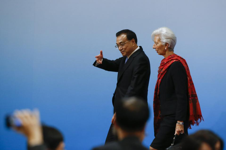Market Excesses 'Approaching A Threatening Level': IMF Issues Stark Warning On Leveraged Loans