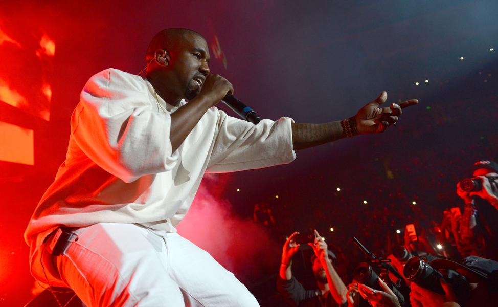 Kanye West Announces New Album And Kid Cudi Collaboration For June