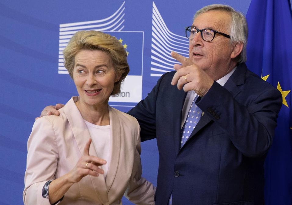 EU Top Jobs Nominations Shows More Division Than Decision