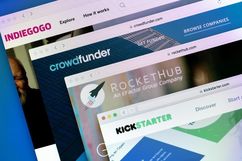 Kickstarter Versus 'Crypto' ICOs: Are Traditional Platforms Having The Last Laugh?