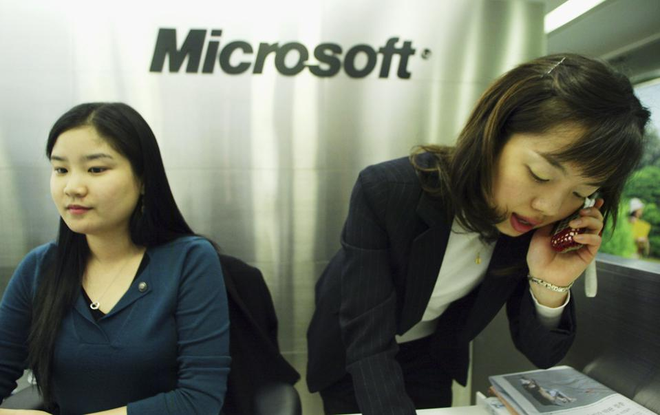 Reports Filed In Microsoft Lawsuit Find 'Significant' Gender Gap At Firm